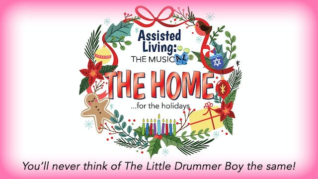 Arts Garage Presents THE HOME...for the holidays.