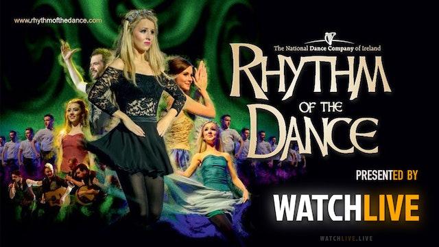 RHYTHM OF THE DANCE  Presented by MCCCA