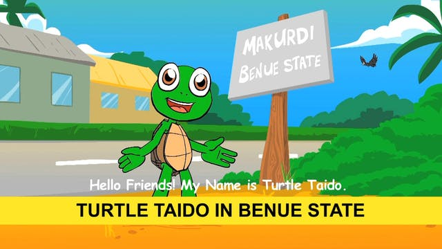 Turtle Taido: Time for Pepper Soup