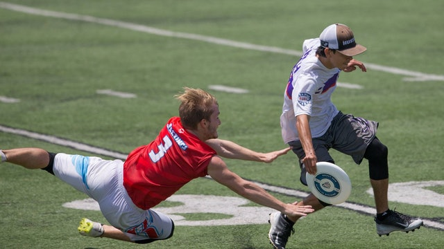 2018 AUDL: Atlanta Hustle at Raleigh Flyers — Week 15