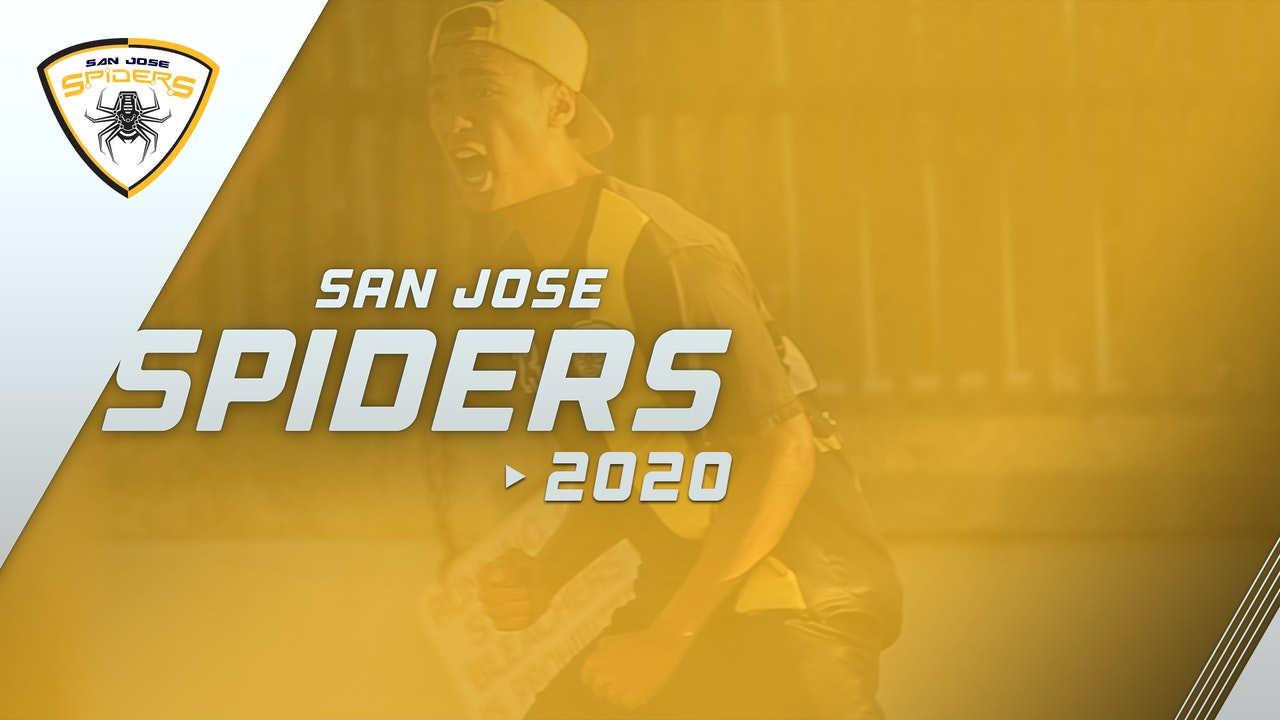 San Jose Spiders 2020