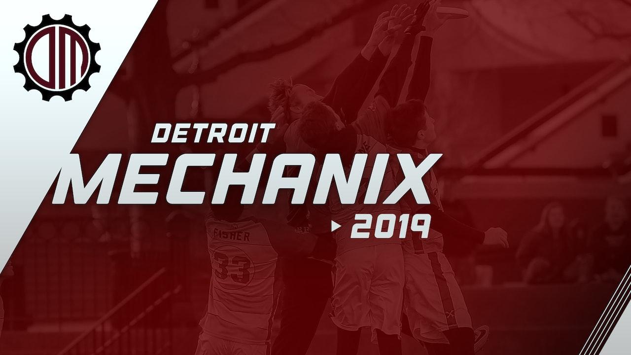 Detroit Mechanix 2019