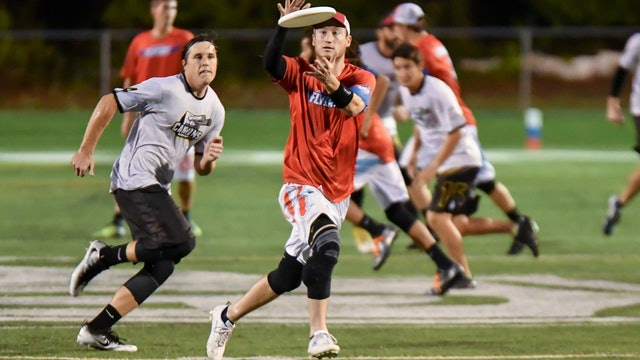 2018 AUDL: Tampa Bay Cannons at Raleigh Flyers — Week 1