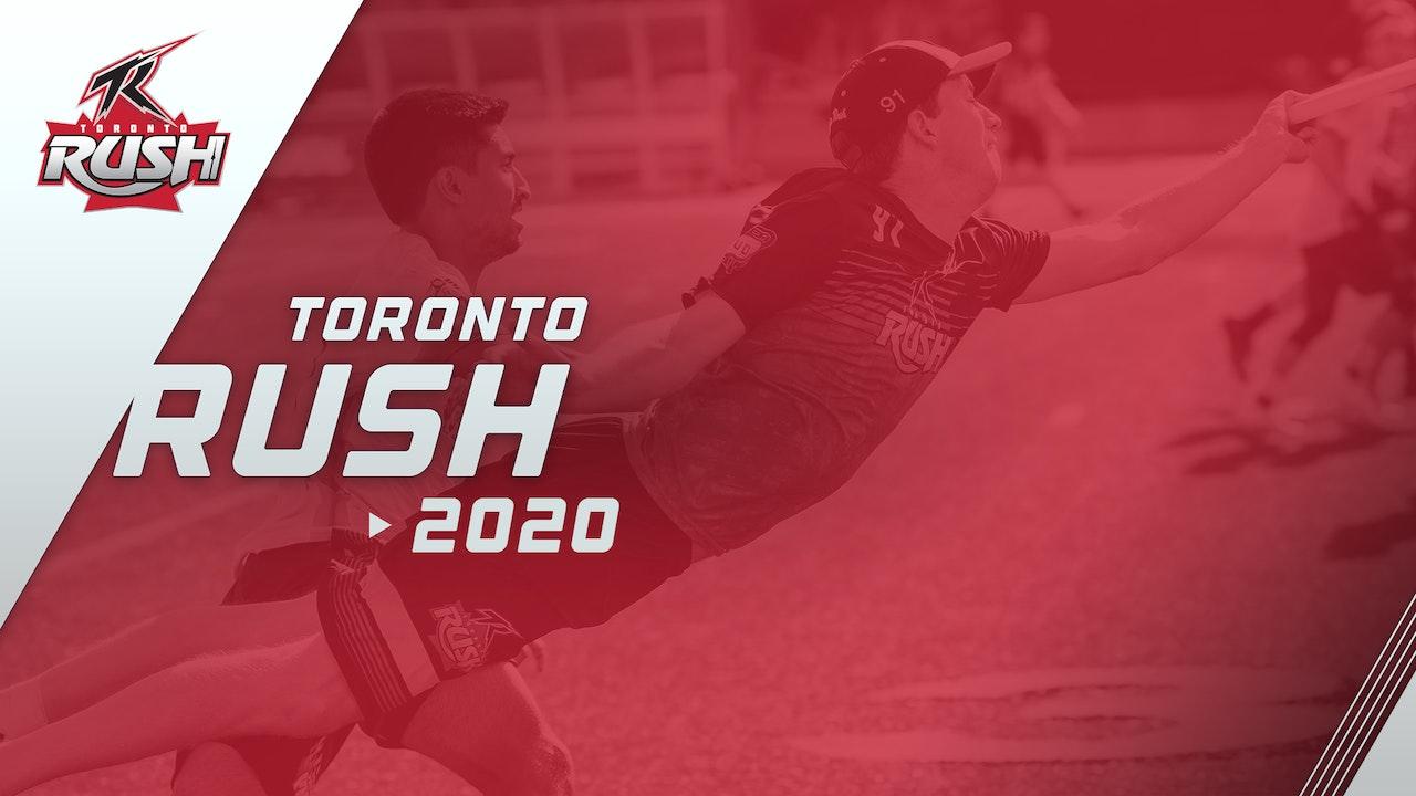 Toronto Rush 2020