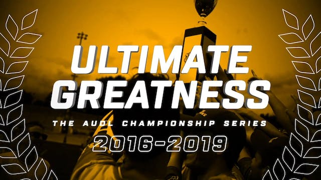 Ultimate Greatness _ Episode08 _ 2018...