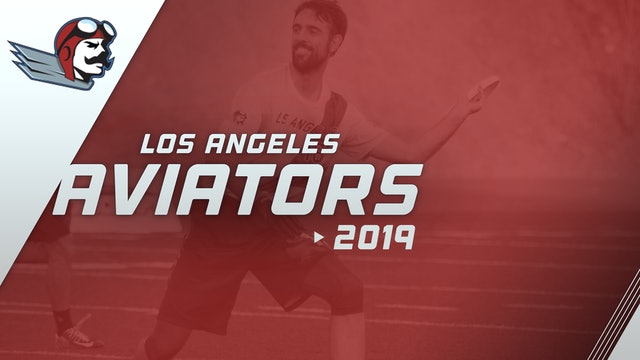 Los Angeles Aviators 2019