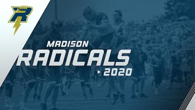 Madison Radicals 2020