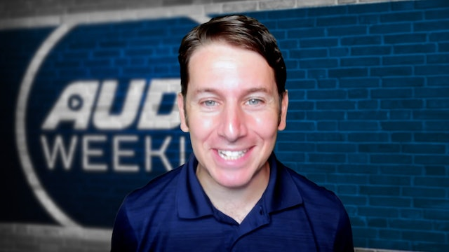 AUDL Weekly | Episode 22