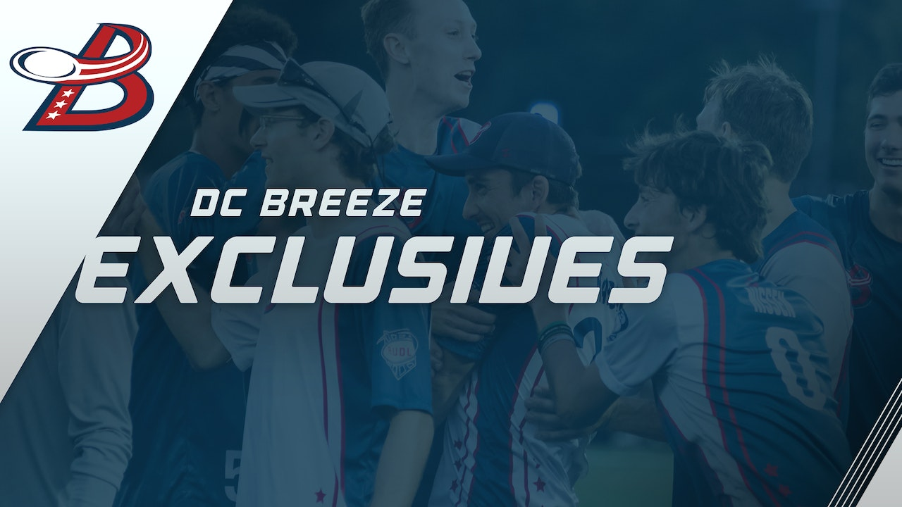 DC Breeze Exclusives