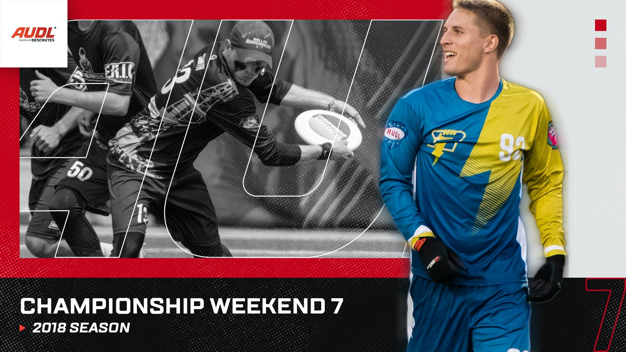 2018 Championship Weekend