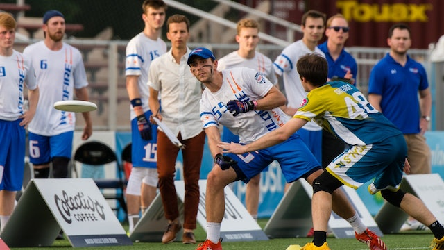 2018 AUDL: Madison Radicals at Chicago Wildfire — Week 8