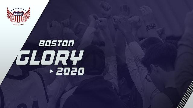 Boston Glory 2020