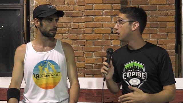 Matty Weintraub Interview