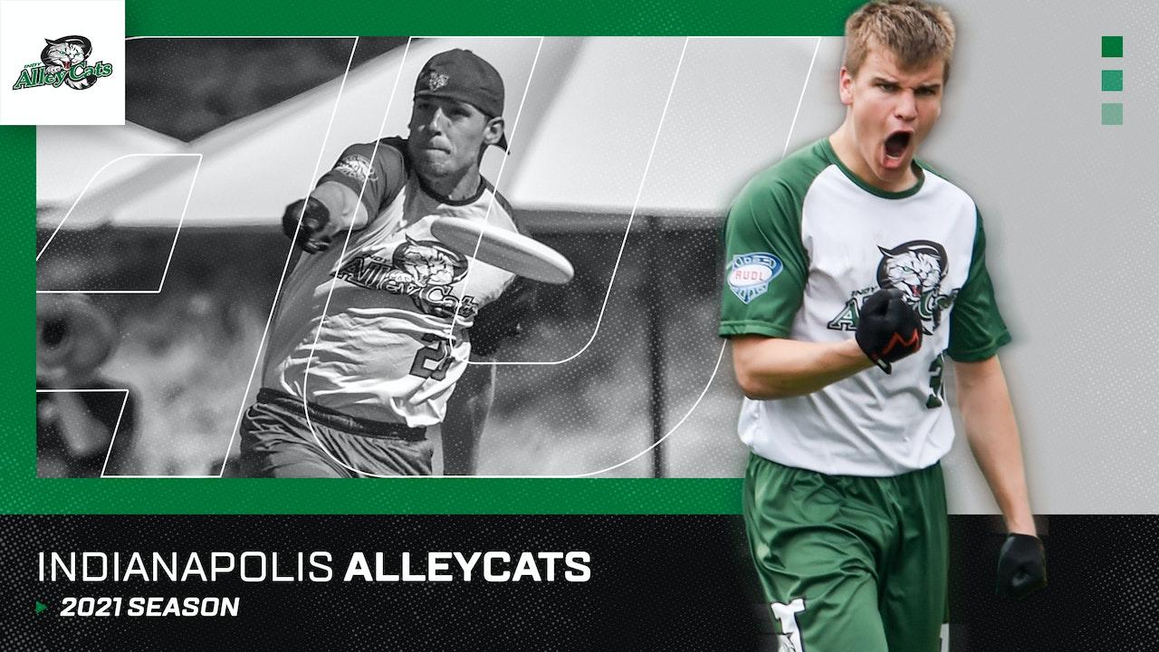 Indianapolis AlleyCats 2021