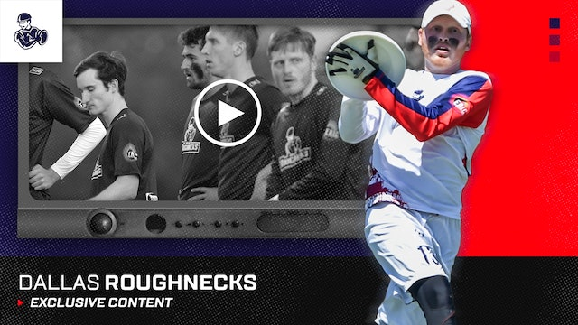Dallas Roughnecks Exclusives