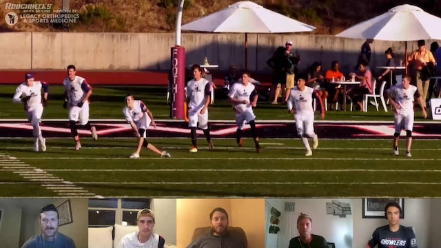 Roughneck Rewind 01: 2019 AUDL Championship Semis vs San Diego Growlers