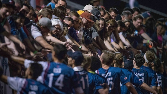 2018 AUDL: New York Empire at DC Breeze — Playoffs