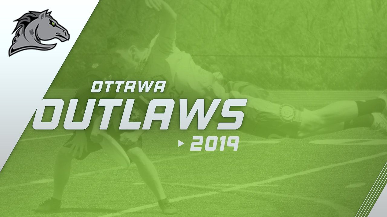 Ottawa Outlaws 2019