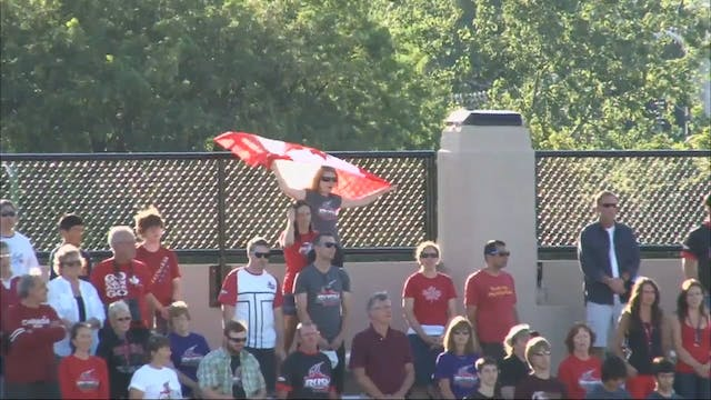 2013 AUDL Semifinals: New York Empire...