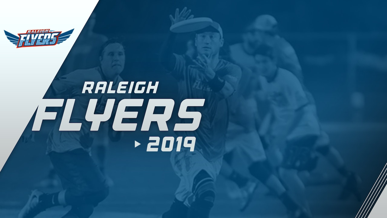 Raleigh Flyers 2019