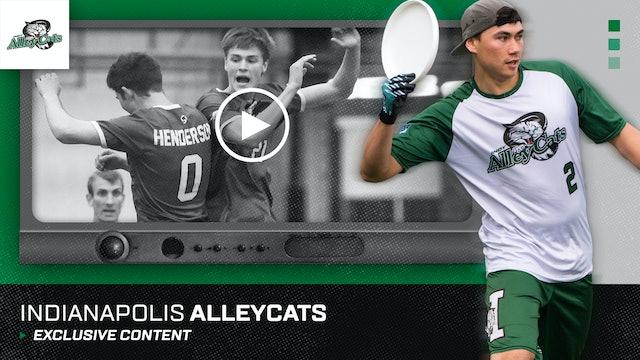Indianapolis AlleyCats Exclusives