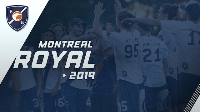 Montreal Royal 2019