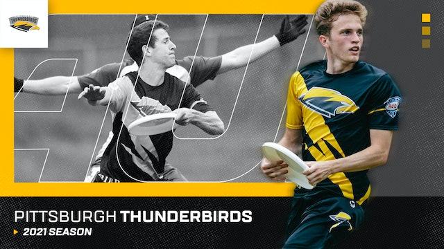 Pittsburgh Thunderbirds 2021