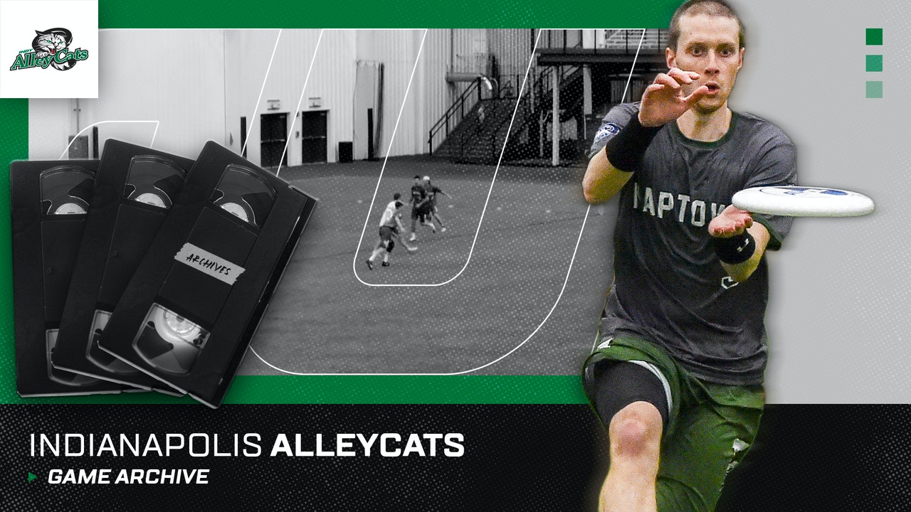 Indianapolis AlleyCats Game Archive