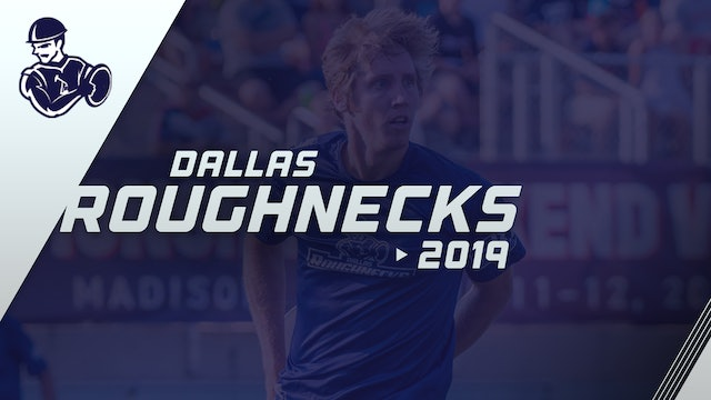 Dallas Roughnecks 2019