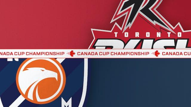 Canada Cup Championship Toronto at Mo...