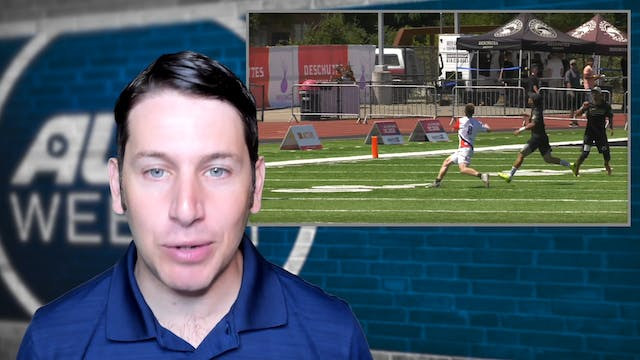 AUDL Weekly | Episode 08
