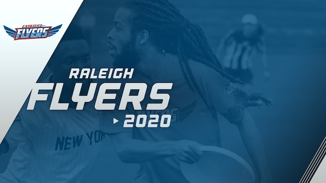 Raleigh Flyers 2020