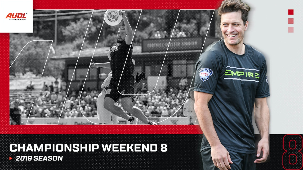 2019 Championship Weekend