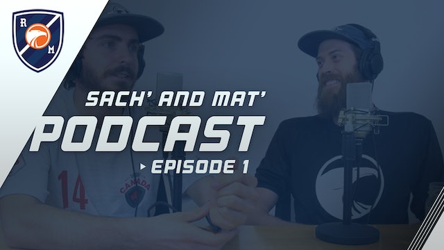 Sach' and Mat' Podcast: Episode 1