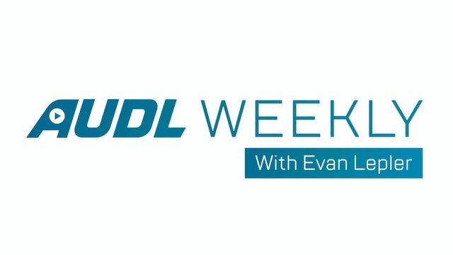 AUDL Weekly