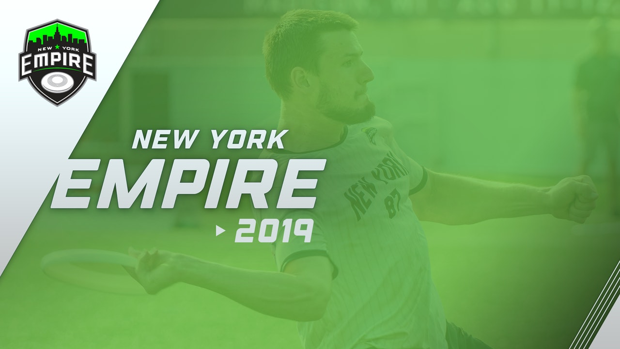 New York Empire 2019