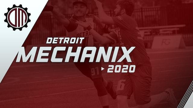 Detroit Mechanix 2020