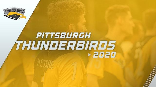 Pittsburgh Thunderbirds 2020