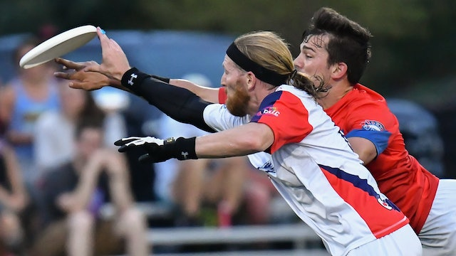 2018 AUDL: Raleigh Flyers at Dallas Roughnecks — South Division Championship
