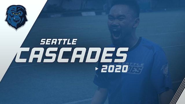 Seattle Cascades 2020