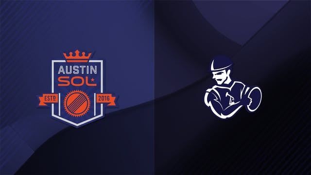 Austin at Dallas 05/25/2019