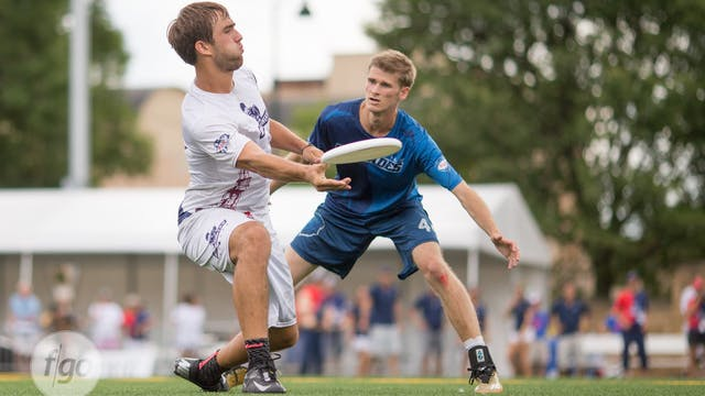 2016 AUDL Championship Game: Seattle ...