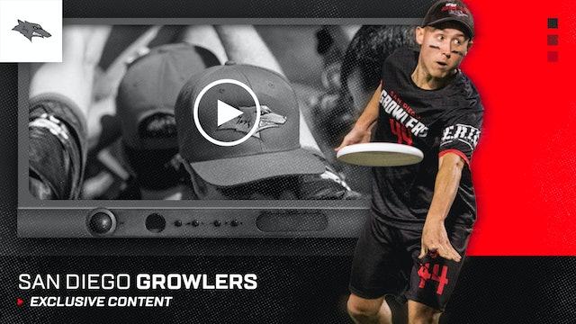 San Diego Growlers Exclusives