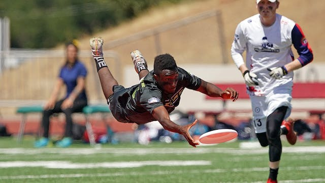 2019 AUDL Championship Game: Dallas R...