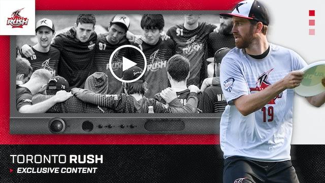 Toronto Rush Exclusives