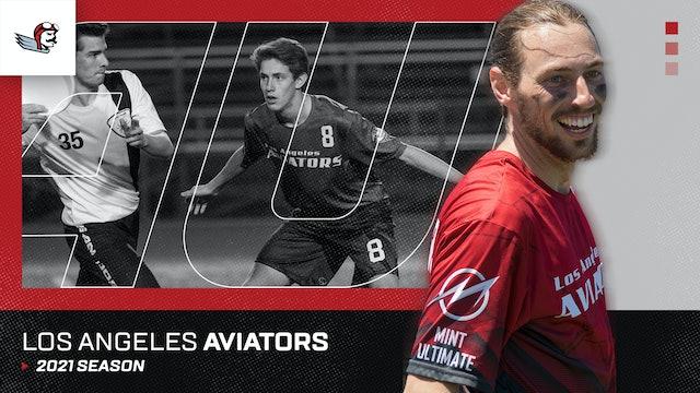Los Angeles Aviators 2021