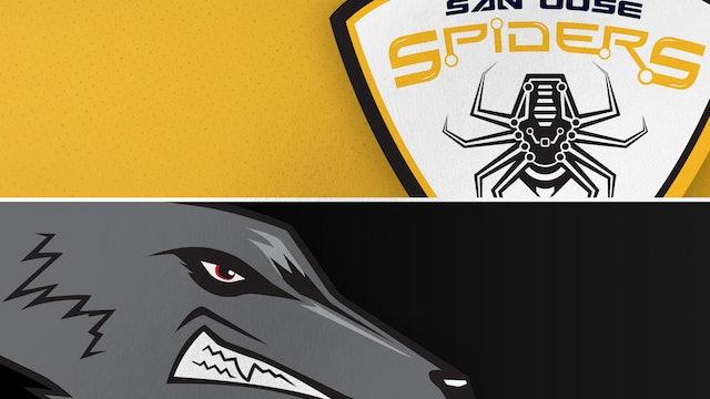 San Jose at San Diego 08/20/2021