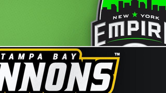 New York at Tampa Bay 07/31/2021