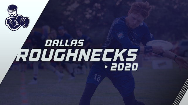 Dallas Roughnecks 2020