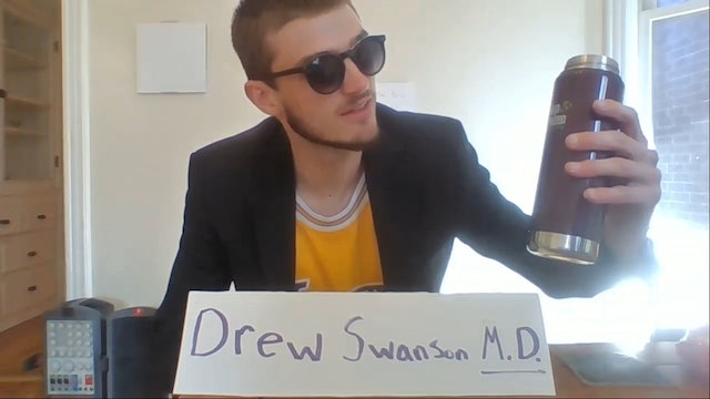 Drew Swanson Interview